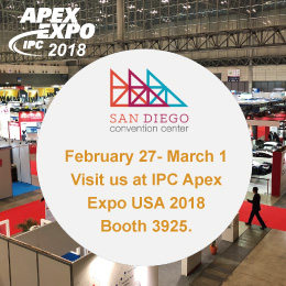 1Clicksmt-at-IPC-APEX-EXPO-2018-Visit-Us-At-Booth-3925.