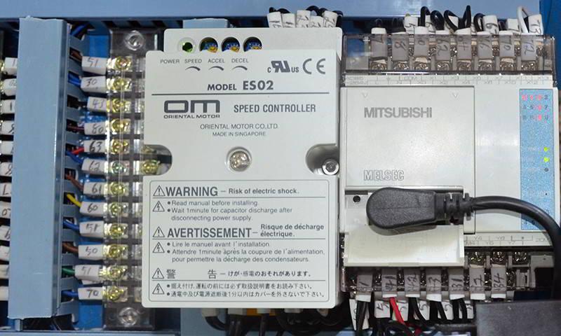 Mitsubishi PLC control.JPG