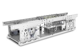 Modular 3 section conveyor design