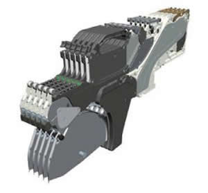 Electrically Driven High Speed and High Precision Feeder