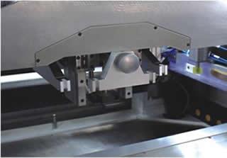 V. Programmable print head
