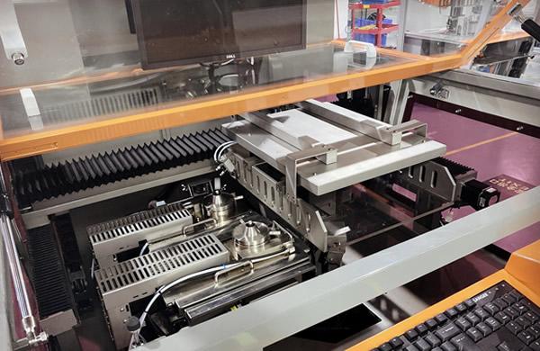 Machine working concept