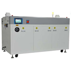 IR Panel curing oven
