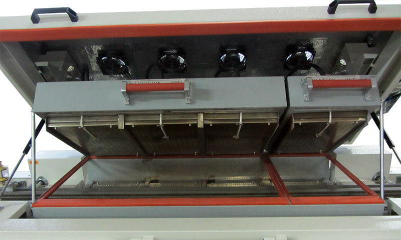 E4/E6 Lead Free Reflow Oven General