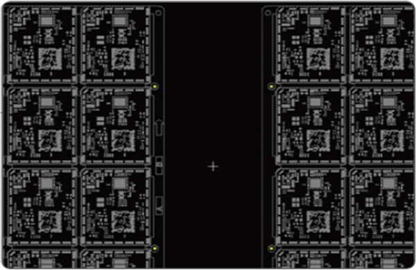 Multi Array Mark Detection