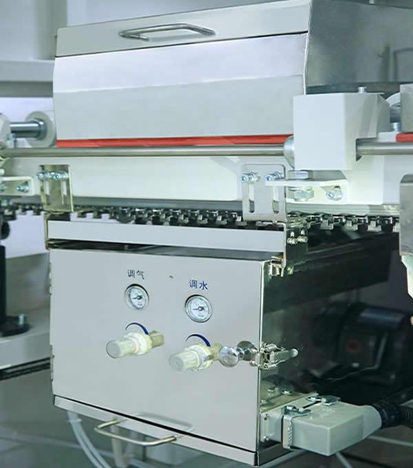 Modularize Flux Spraying system