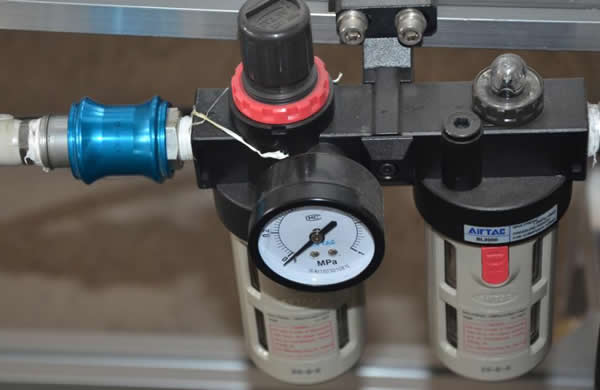 AIRTAC cylinder and air pressure valve