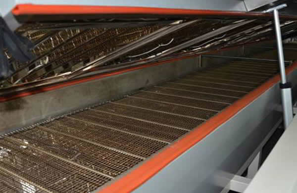 ICM Series Curing Oven Conveyor