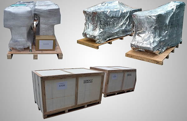 ICM Series Curing Oven package