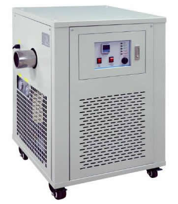 Water chiller cooling system