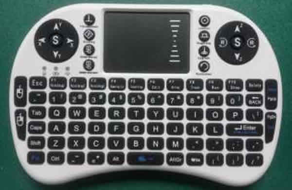 Teaching pendant: A wireless remote control teaching controller     is easily used for programming.