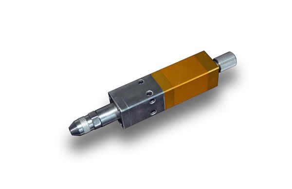 Adjustable precision  valve GR-H2222