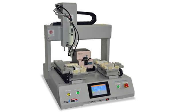 High quality  robot with step motor controlled by  PLC and touchscreen.