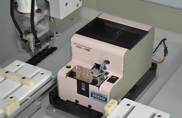 High quality Japan made HIOS high quality screw driver and screw feeder (optional)