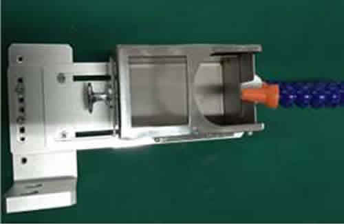 Cleaning tin by air which can fully clean soldering tip and improve soldering quality.