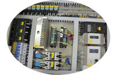 All the electrical components and PLC, connector, solid-state relay, disconnector, stepper motor have CE certification.
