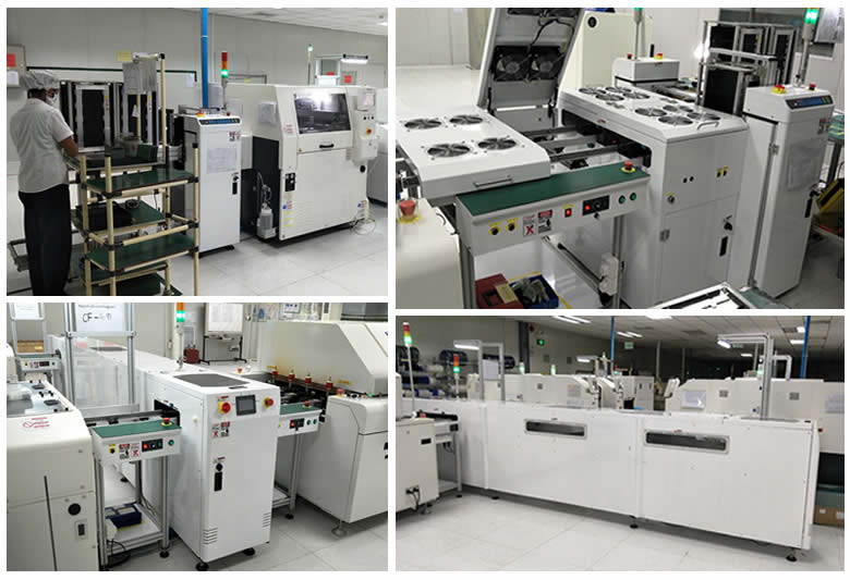 PCB Handling Machines Installation in Myanmar