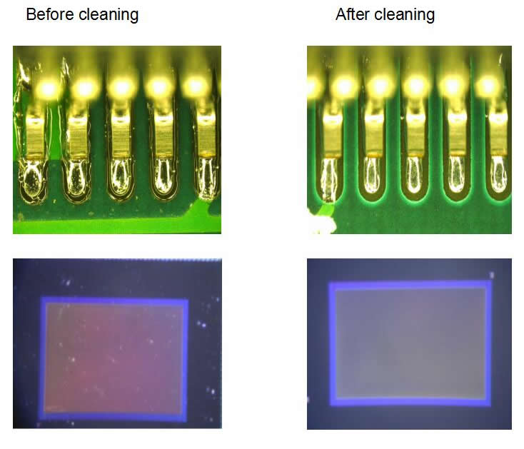 Cleaning performance(cases).