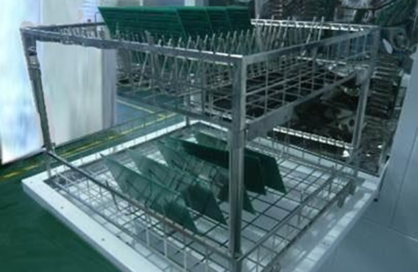 Cleaning basket size : Maximum size L560*W610*H100 (mm)