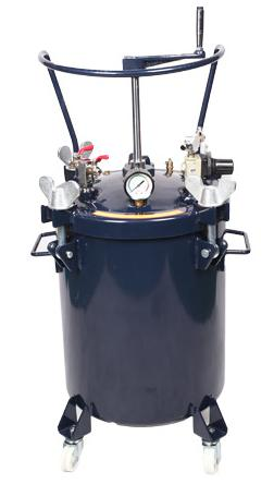 10L material pressure tank.