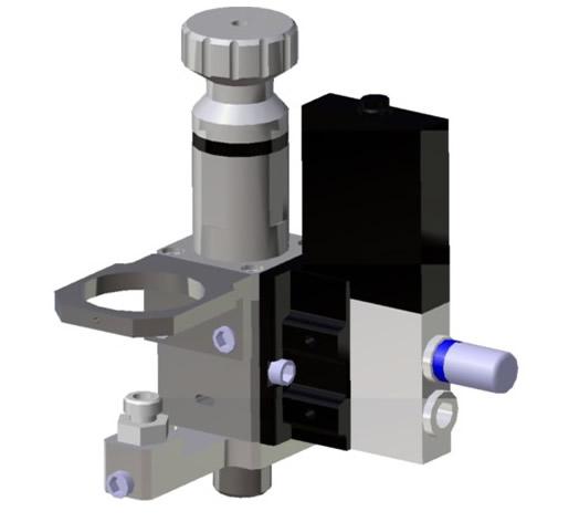 Peumatic Jet valve JET-6000 Features