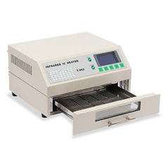 Auto Infrared IC Heater Reflow Oven T962