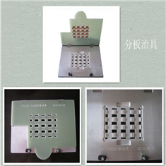 PCB router fixture