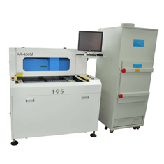 Double Station Automatic PCB Router AR-450M